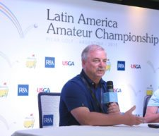 Mark Lawrie, R&A Director - Latin America. - Gentileza: LAAC/Enrique Berardi