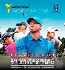 Banner Bridgestone America's Golf Cup 2015