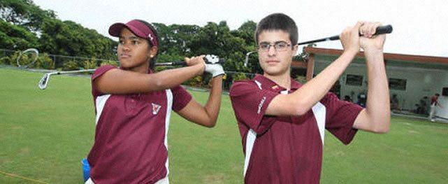 Venezolana elevada a Salón de la Fama Golf Afroamericano Universitario