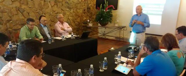 Conclusiones generales de la reunión de Guataparo Country Club del día 6 de febrero del 2015