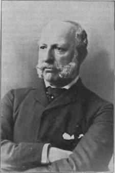 Theodore A. Havemeyer primer presidente USGA (cortesía www.snipview.com)