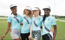 El Golf sedujo a las más bellas del mundo (cortesía Reuters/Miss Universe Organization)