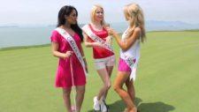 El Golf sedujo a las más bellas del mundo (cortesía www.youtube.com)