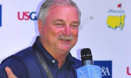 """""""LAAC es un Legado al futuro del golf aficionado en la región"""""""