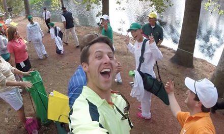 Amigos del selfie