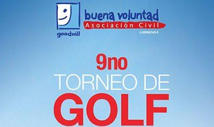 Buena Voluntad realizará su IX Torneo de Golf en beneficio del adiestramiento e inclusión de personas con discapacidad