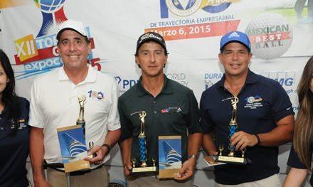 CCIAP celebra 100 años con golf