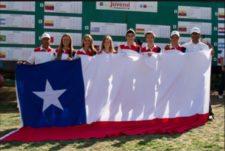 Equipos Femenino & Masculino de Chile