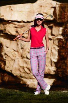 """""""Fashionismo"""" en los campos de golf (cortesía apryldelancey.blogspot.com)"""