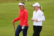 """""""Fashionismo"""" en los campos de golf (cortesía wikipedia.org)"""