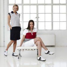 """""""Fashionismo"""" en los campos de golf (cortesía www.golfersavenue.com)"""