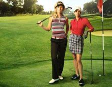 """""""Fashionismo"""" en los campos de golf (cortesía www.golfriendseurope.com)"""