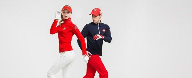 """<i>""""Fashionismo""""</i> en los campos de golf"""