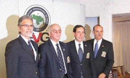 Feve Golf se reunió con los periodistas para informar sobre Reconocimiento al Mérito