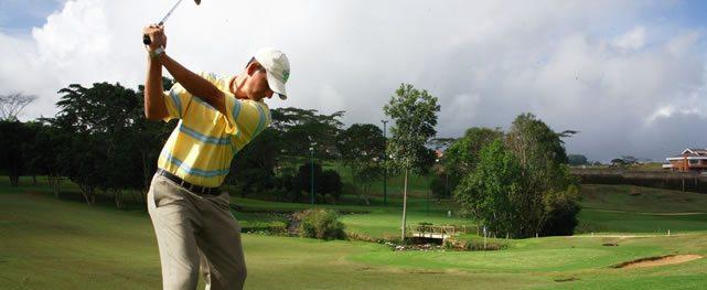 Golfistas venezolanos reclaman retardo en entrega de divisas
