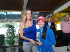 Valentina Gilly Campeona Torneo FVG-JunkoGC (cortesía FVG / Henry Frontado)