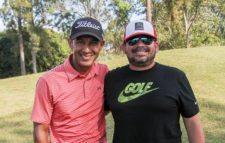 Victor Varona y Mike Norman Clasificados al Panamá Claro Championship (cortesía clubdegolfdepanama.com)