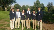 Venezuela finalizó quinto y tercera primera jornada de Suramericano Juvenil de Golf