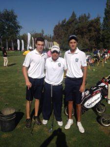 Venezuela mantuvo quinto puesto en masculino y tercero en femenino en el Suramericano Juvenil de Golf