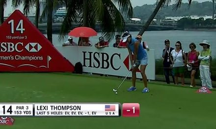 Video, Hoyo-en-Uno de Lexi Thompson
