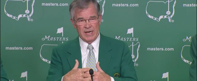 Augusta National es líder estructural del crecimiento del golf mundial