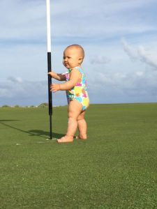 Bebé Golf conquista Cap Cana