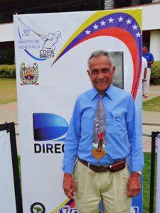 Jesús Cardozo - Reconocimiento al Mérito FVG 2014