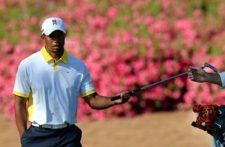 Tiger Woods regresa al Masters tournament de Augusta (cortesía www.mirror.co.uk)