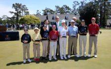 Campeones con Representantes PGA de America, Masters y USGA