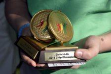Trofeo (Foto Cortesía Augusta National)