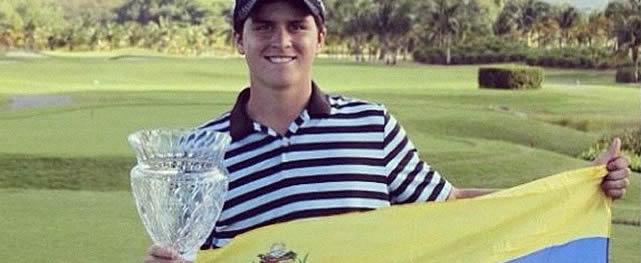 Invitación al acto Reconocimiento al Mérito de Golf