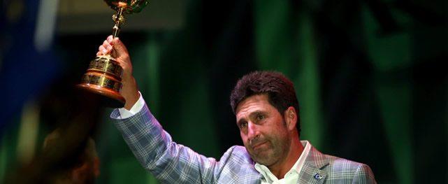 José María Olazábal declina, por problemas físicos, la capitanía del equipo olímpico español de golf