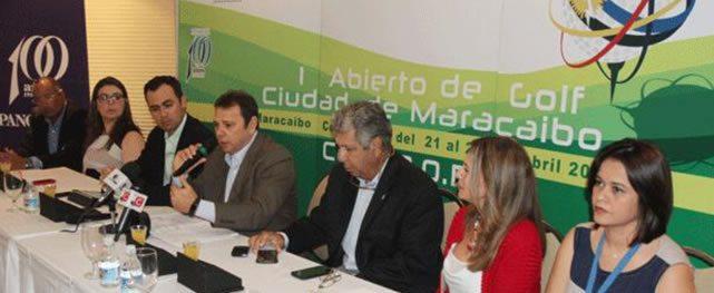 Lo mejor del golf nacional estará en el Abierto de Maracaibo