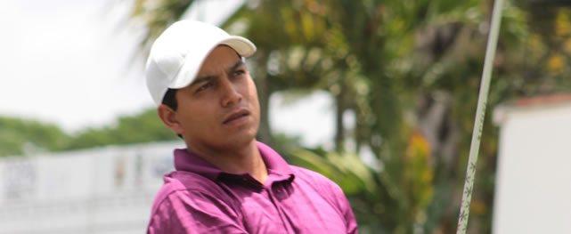 Luis Rojas líder del torneo en la tercera ronda del Abierto de Venezuela 2015 Copa DIRECTV