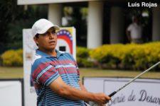 Luis Rojas y Robert De Biase comparten liderato en el Abierto de Venezuela