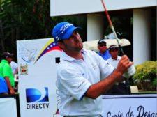 Diego Larrazábal 3ra Rd Abto Vzla Copa DirecTV (foto Fairway)
