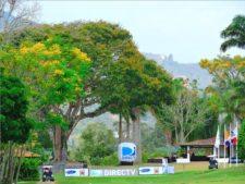 Lagunita Country Club Tee Hoyo 1 3ra Rd Abto Vzla Copa DirecTV (foto Fairway)