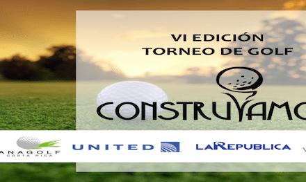 VI Torneo de Golf Construyamos – Hábitat Para La Humanidad