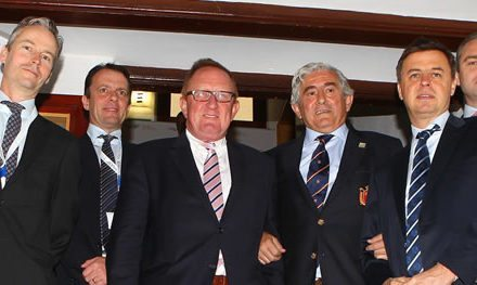 Costa Brava – Barcelona 2022 oficializa su Candidatura a la organización de la Ryder Cup