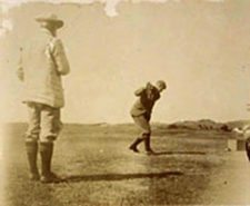 Calcutta GC, creado 1829 es el más antiguo CG en India y el 1ro fuera de Gran Bretaña (cortesía puronokolkata.com)