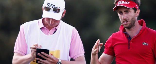 Francés Edouard España se quiere quedar con el Open de España