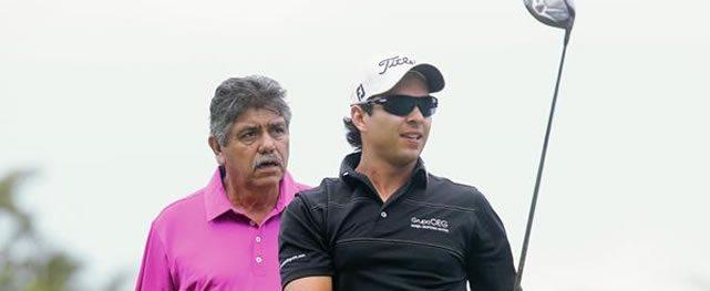 Golf nacional saldrá al campo por primera vez en la historia de Panamericanos