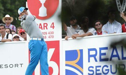 Ilusionante escalada de Sergio García en el Open de España