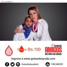 Gotas de Ayuda Mathías Fagundez y Blanca Aljibes