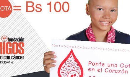 Información Fundación Amigos del Niño con Cáncer