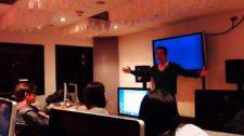 La Javeriana da a conocer el Golf a sus alumnos de periodismo