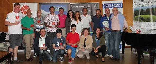 La octava edición del Circuito Cenor – Camino de Santiago sigue sumando seguidores con la prueba celebrada este fin de semana en el campo de golf de Montealegre, en Orense