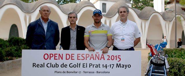 Legión de extranjeros de lujo para un Open de España de primer nivel
