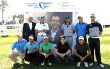 Open España 2015, grupo catalanes y socios RCG Prat