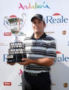 Open España 2012, Francesco Molinari